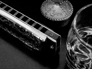 b&w harmonica scotch james havill music